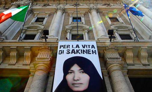 Vi ricordate di Sakineh?