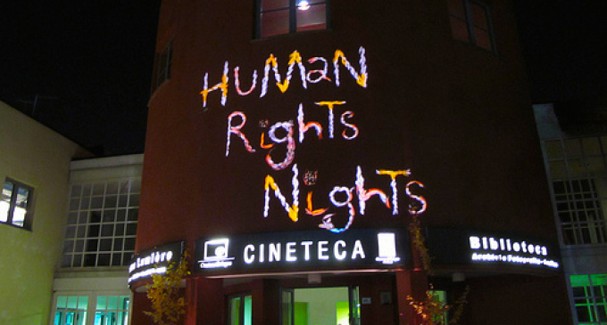 Human Rights Nights; diritti umani, cinema, arte e musica