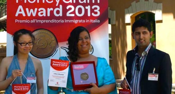 MoneyGram Award 2014. VI Edizione. Premio all'imprenditoria migrante in Italia