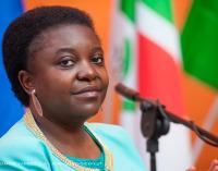 Cécile Kyenge: ecco perché vado in Europa