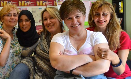 Incontro di monitoraggio del progetto MGF a Parma