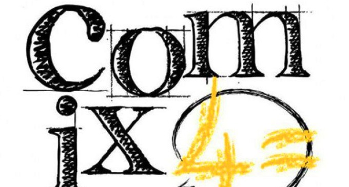 ComiX4= Comics for Equality