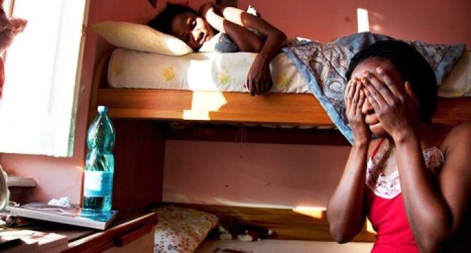 """""""Pipeline"""": istantanee delle vittime di tratta"""
