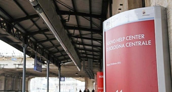 Bologna: inaugurato l'help center in stazione