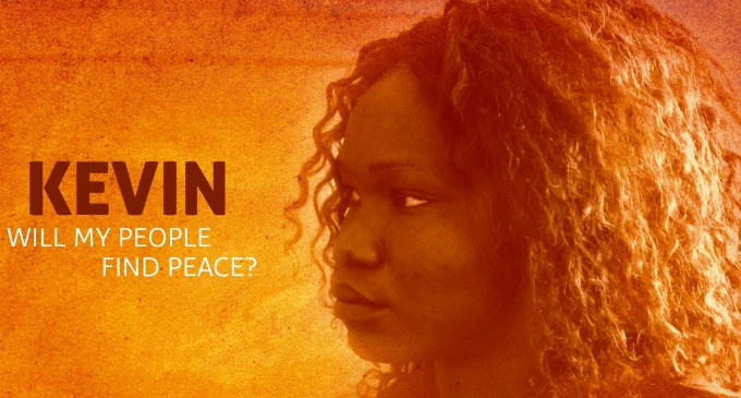 Arriva nelle sale emiliane il documentario: Kevin, will my people find peace?