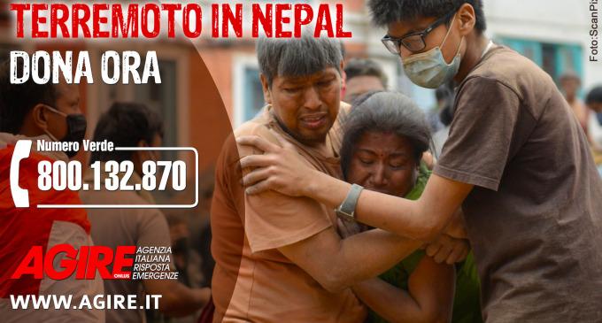 AGIRE per il Nepal raccolti oltre 400 mila euro