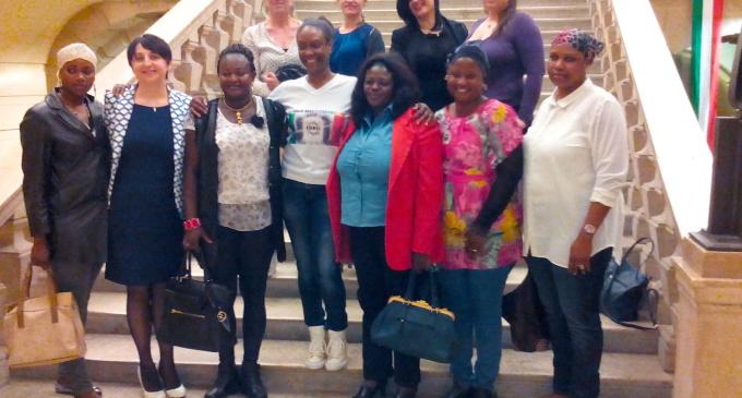 Le candidate donne: determinazione, sensibilità e voglia di esserci