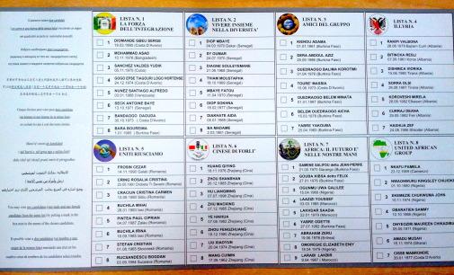 Cittadini migranti e associazioni pronti per al voto